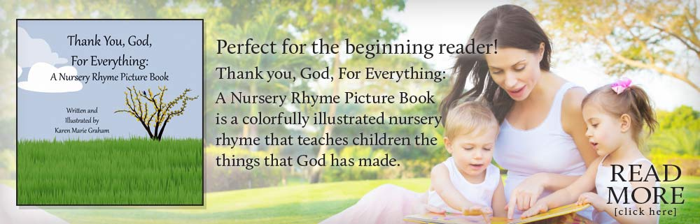 Thank You God For Everything - Book Publishers in Oklahoma